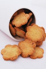 Vanille boterkoekjes