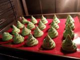 Kerstboomschuimpjes